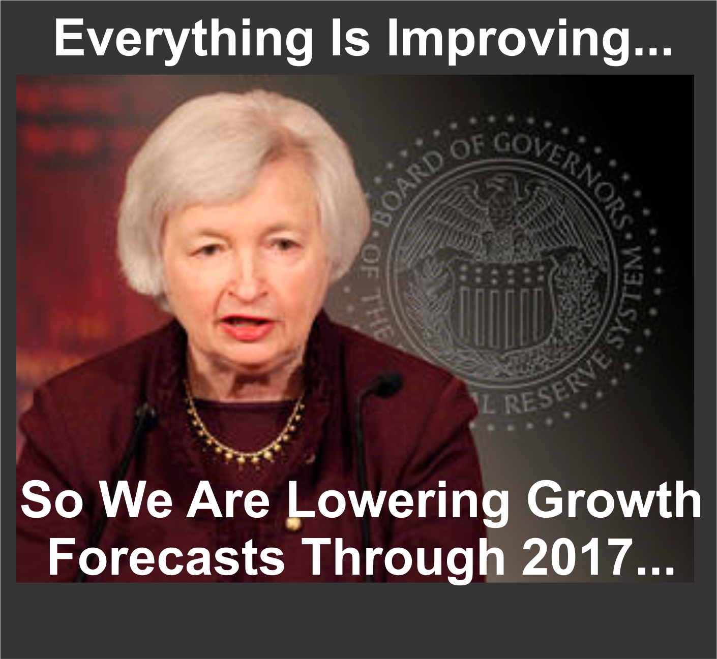 , Did Yellen Just Cage The Bears? – 03-18-16