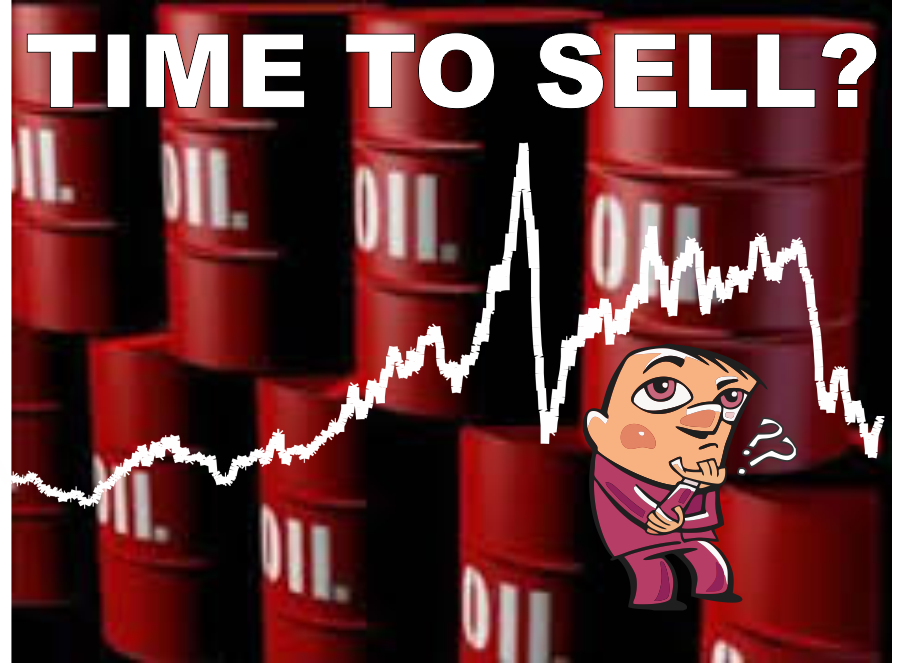 Oil-Time-To-Sell