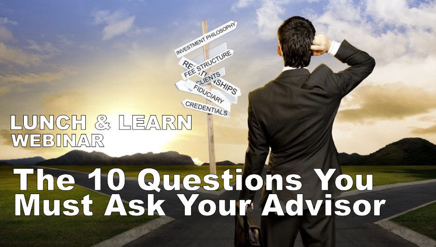 , 10 Questions To Ask Your Advisor