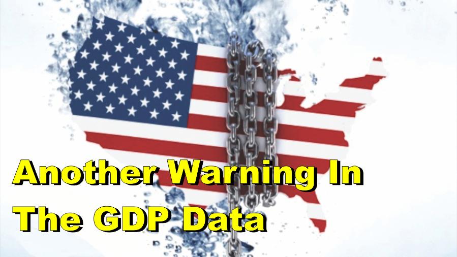 Warning-GDP-Data