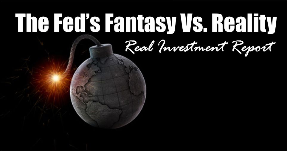 , Fed's Fantasy Vs. Reality 12-16-16