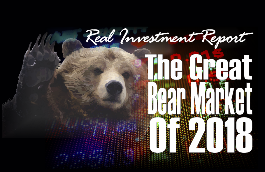 , The Great Bear Market Of 2018 – 02-16-18
