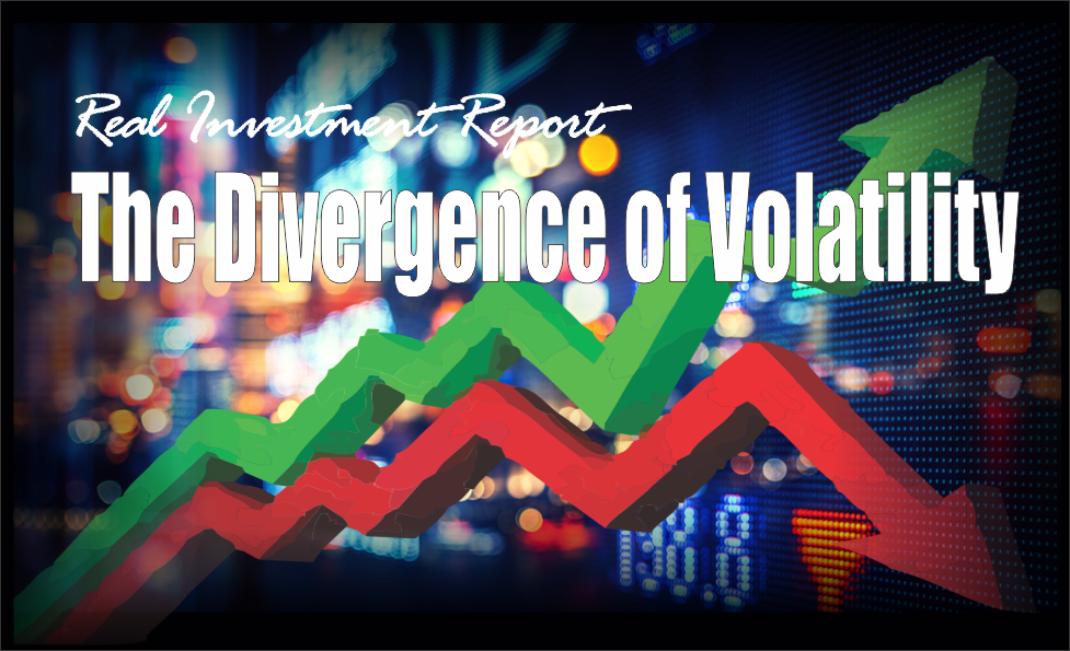 , The Divergence Of Volatility – 02-23-18