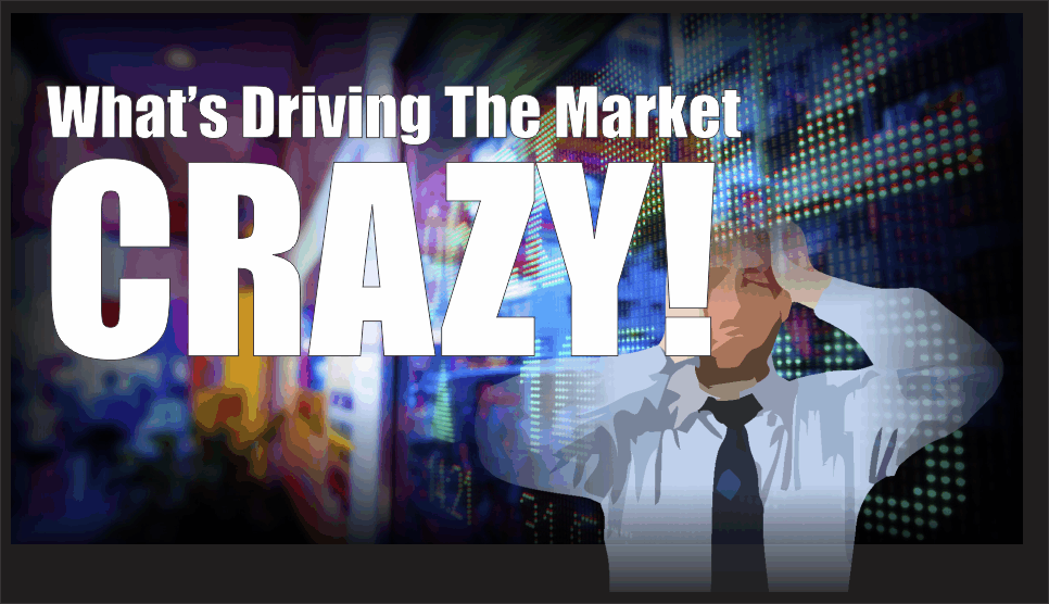 , What's Driving the Market Crazy?