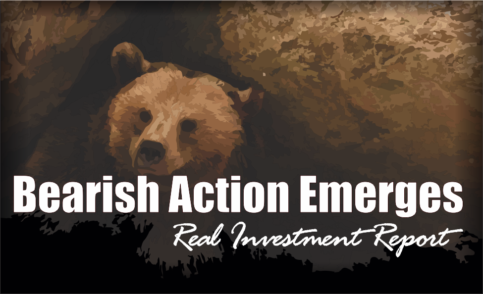 , Bearish Action Emerges – 03-02-18