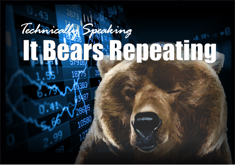 , Technically Speaking: It Bears Repeating