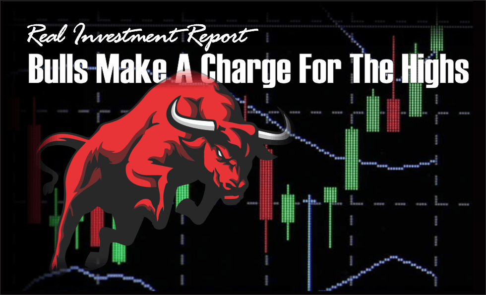 , Bulls Make A Charge For The Highs – 08-03-18