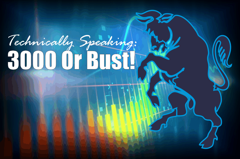 , Technically Speaking: 3000 Or Bust!