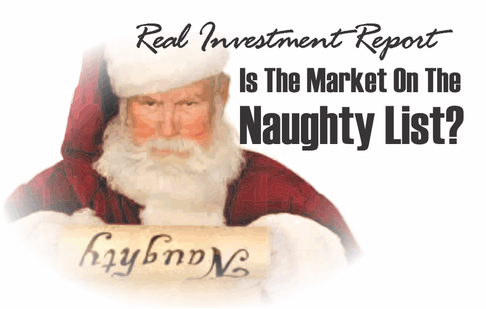 , Is The Market On The Naughty List?