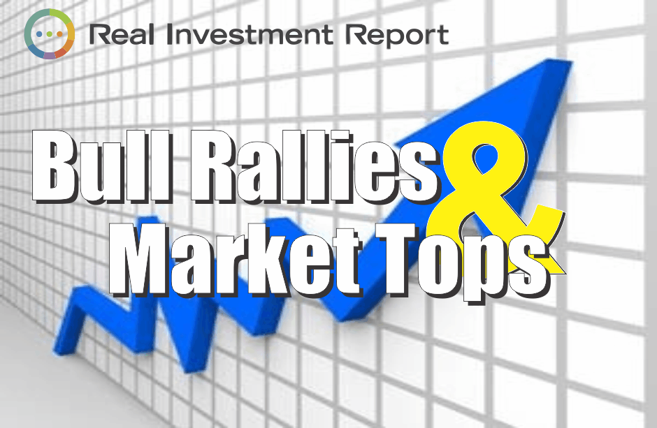 , Bull Rallies & Market Tops 01-11-19