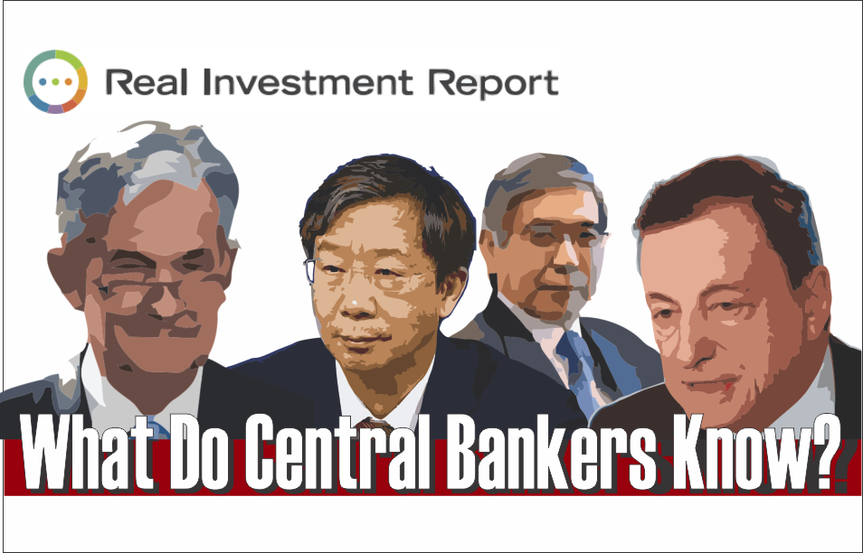 , What Do Central Bankers Know? 03-09-18