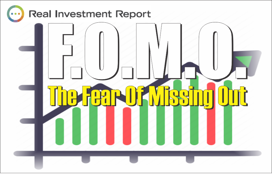, The Fear Of Missing Out (FOMO): 04-19-19