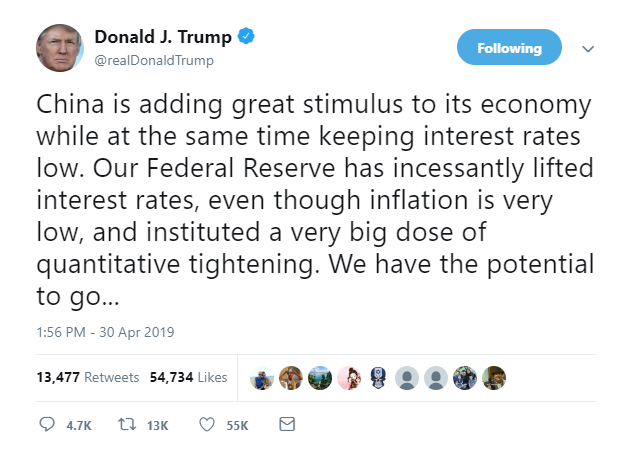 , Trump Is Asking For A 1999-Style Stock Market Melt-Up