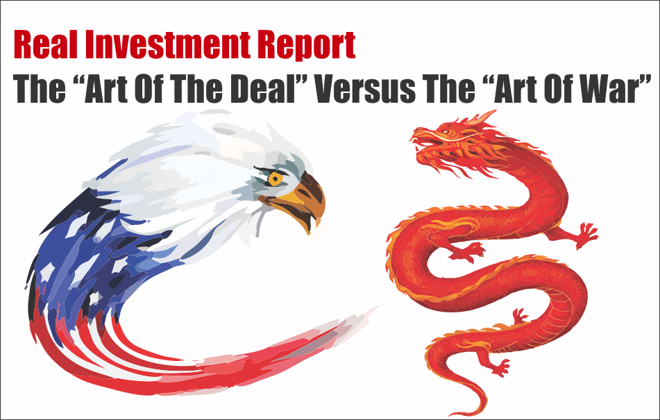 """, The """"Art Of The Deal"""" Vs. The """"Art Of War"""" 06-28-19"""