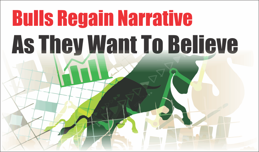 , Bulls Regain The Narrative As They Want To Believe 09-06-19