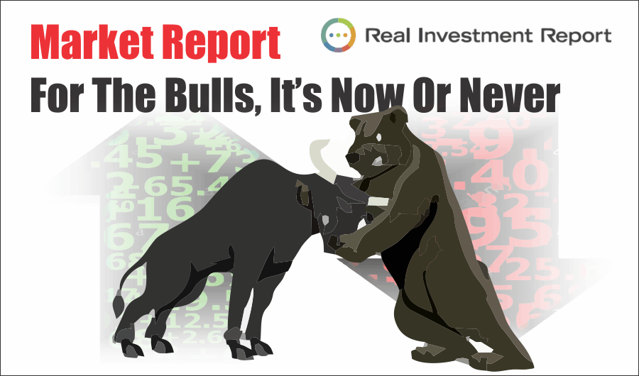 , For The Bulls, It's Now Or Never 10-18-19