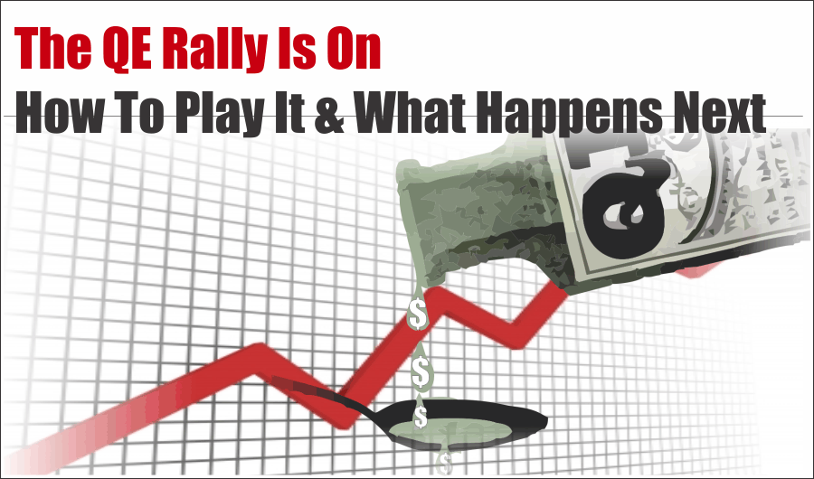 , The QE Rally Is On – How To Play It & What Happens Next  11-08-19