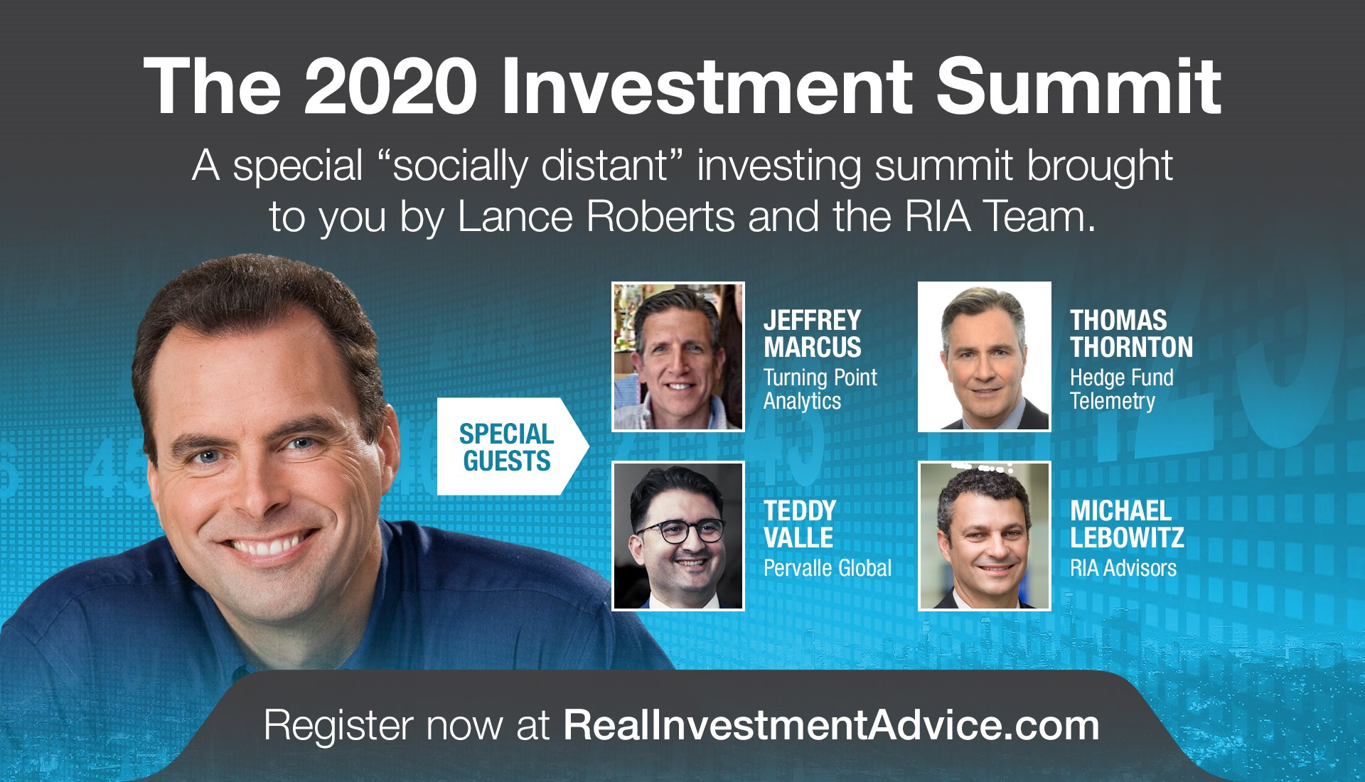 , #MacroView: THE 2020 – INVESTMENT SUMMIT