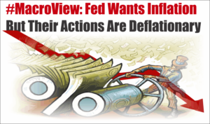 #MacroView: Fed Wants Inflation But Their Act...