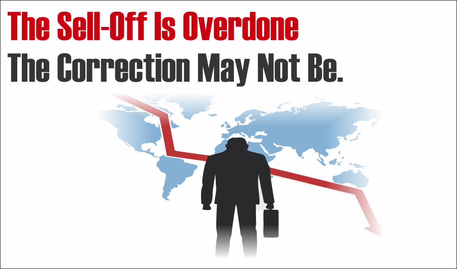 Sell-Off Overdone Correction, The Sell-Off Is Overdone. The Correction May Not Be. 09-25-20