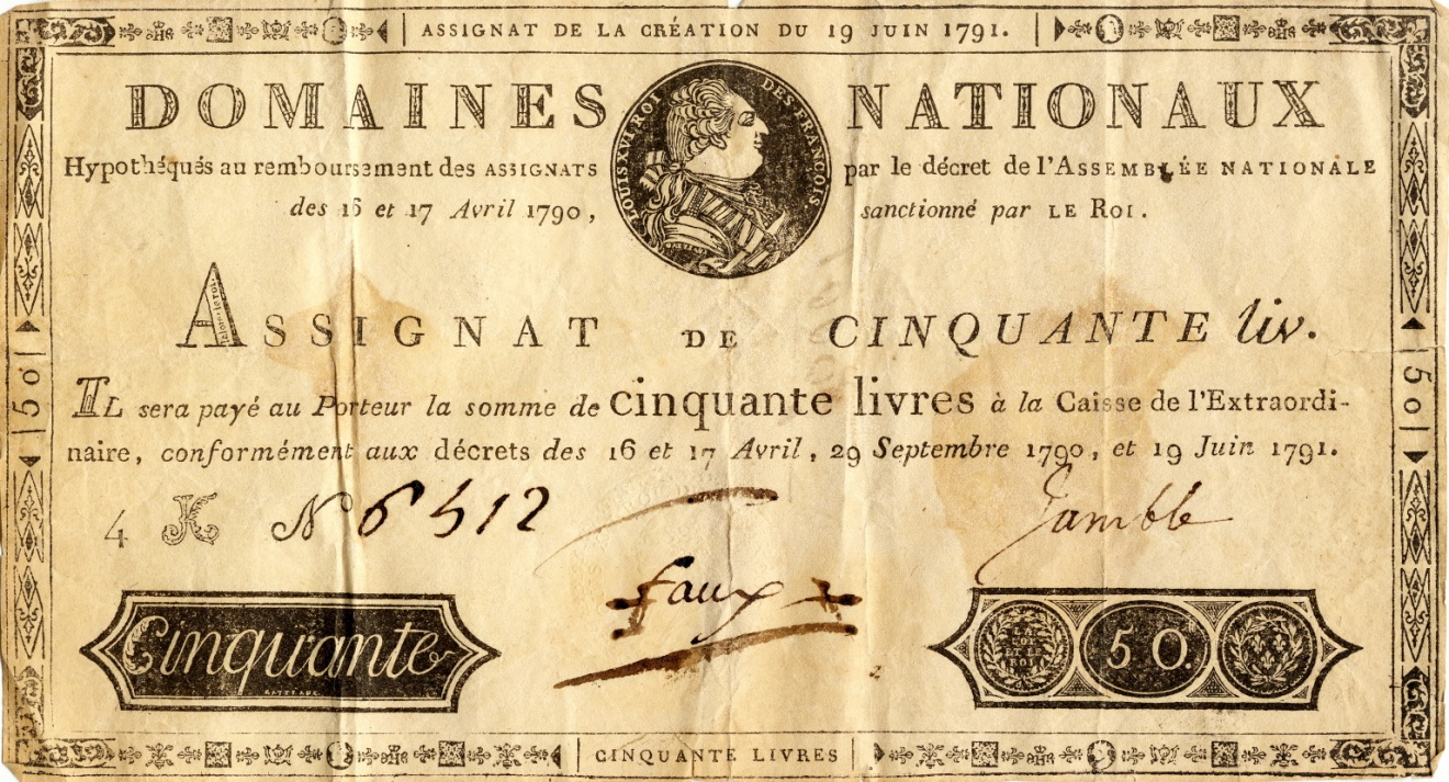 French, Plus ça change: A French Lesson in Monetary Debauchery
